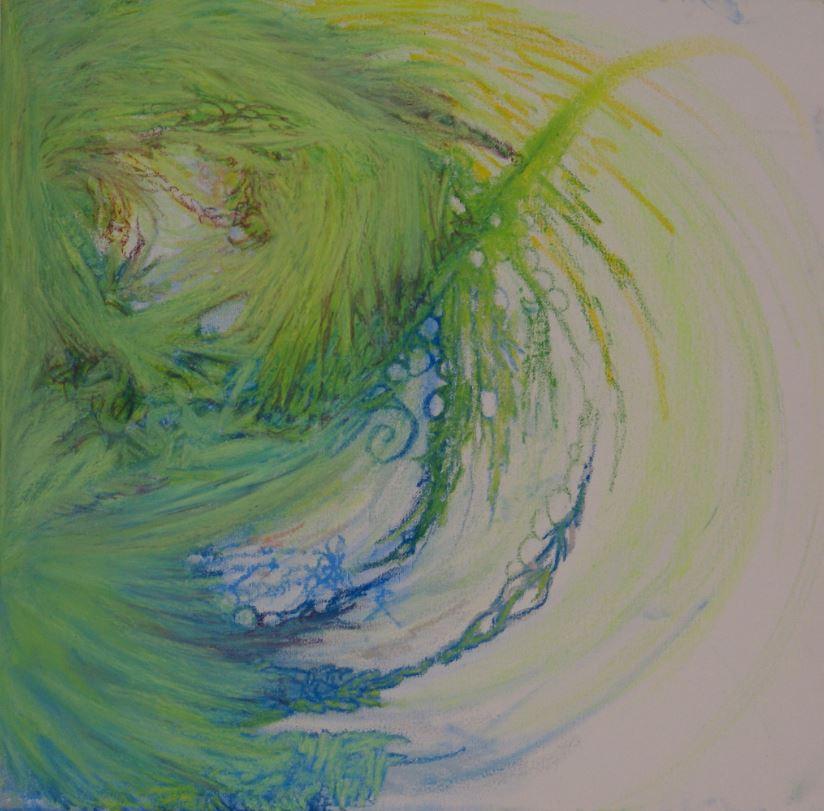 LOOP - Ölkreide (Atelier 9, * 2010)