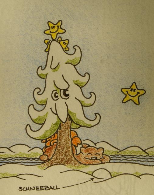 Sasin Design - Vor Weihnachtskarte 2016