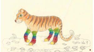 Tiger (Atelier 17 a. A. * 2016)