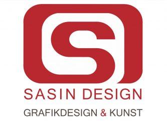 Sasin Design (seit 2004) // Logo 002, Redesign 2018